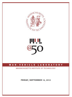 MVL@50 Symposium Program cover